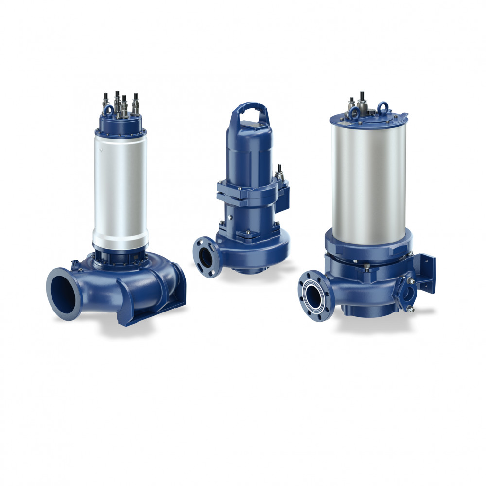 Amarex KRT Submersible motor pump