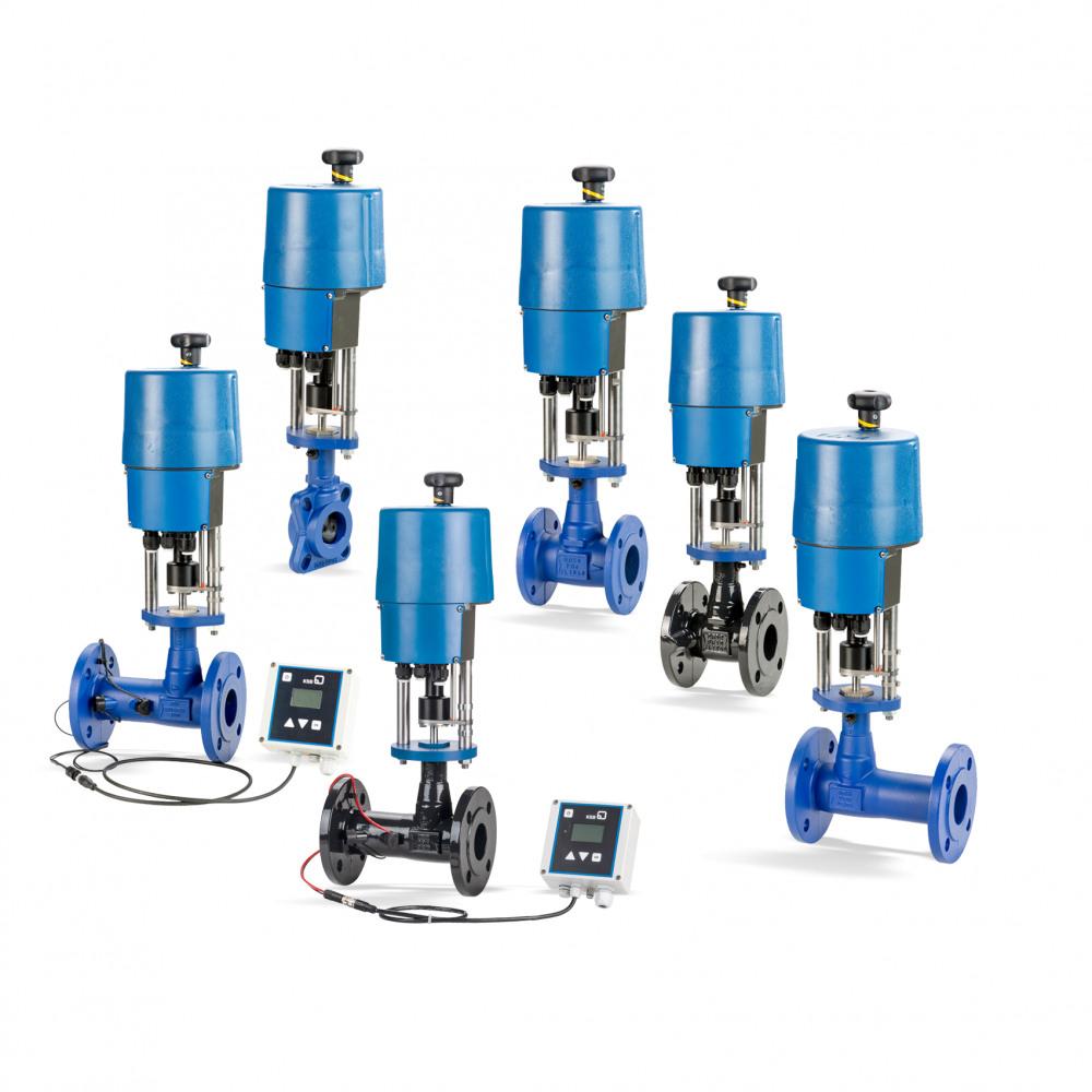 BOA-CVE C/CS/W/IMS/EKB/IMS EKB Globe valve