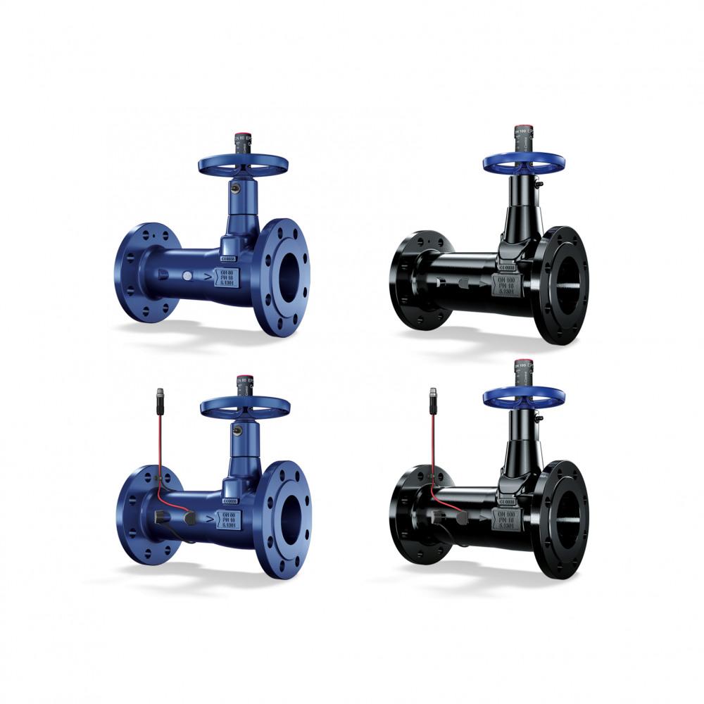 BOA-Control/ BOA‑ControlIMS Globe valve