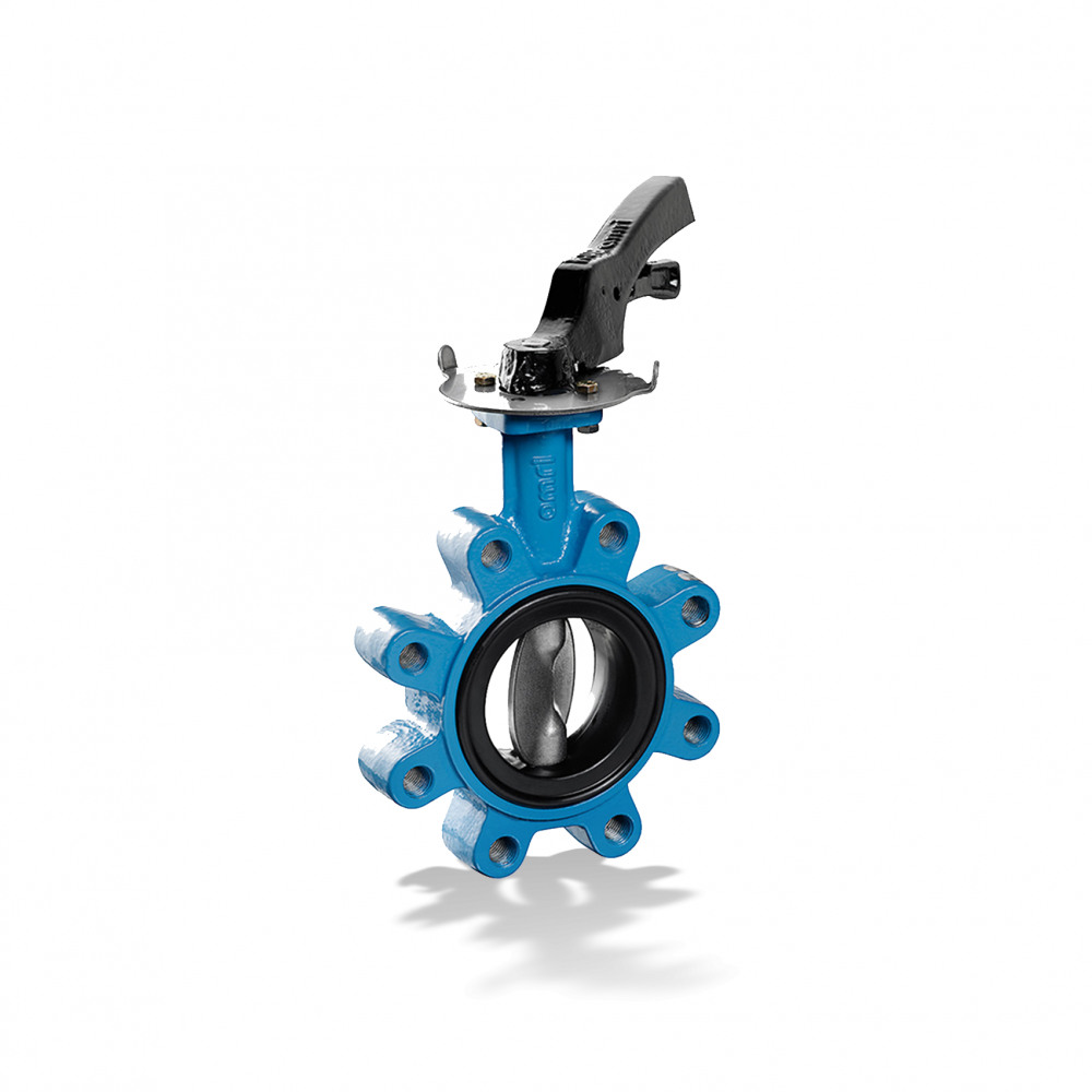 BOAX-B Butterfly valve