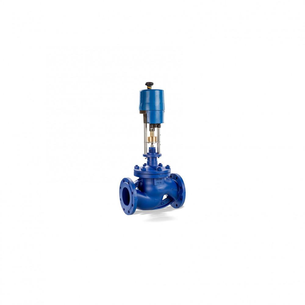 BOA-H Mat E Globe valve