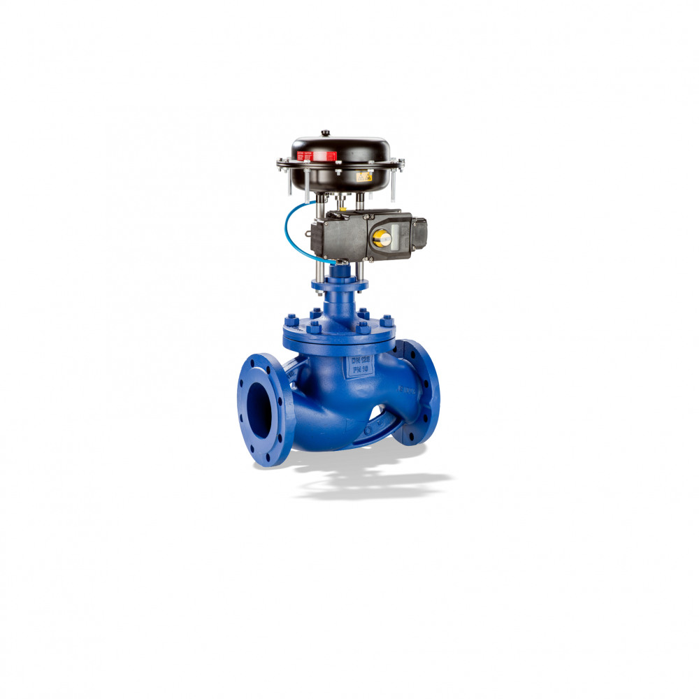 BOA-CVP H Globe valve