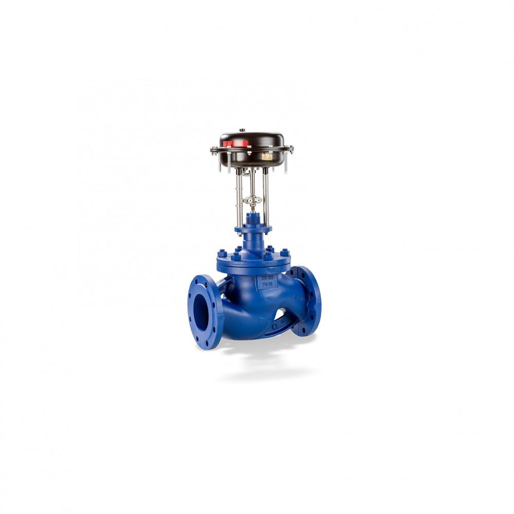 BOA-H Mat P Globe valve