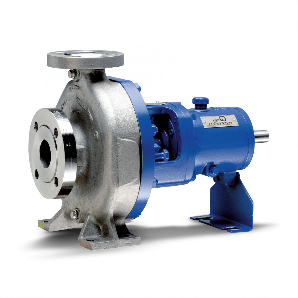 CPKN Dry-installed pump