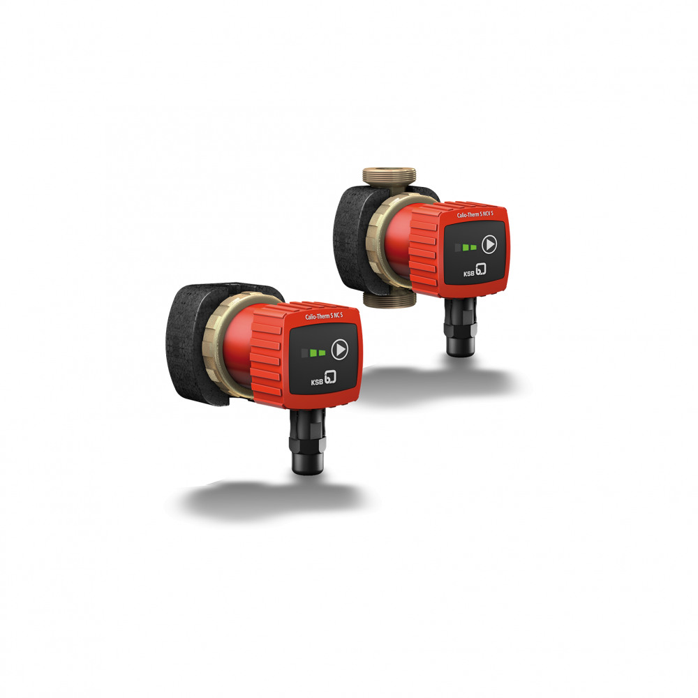 Calio-Therm S;Calio-Therm NC Dry-installed pump
