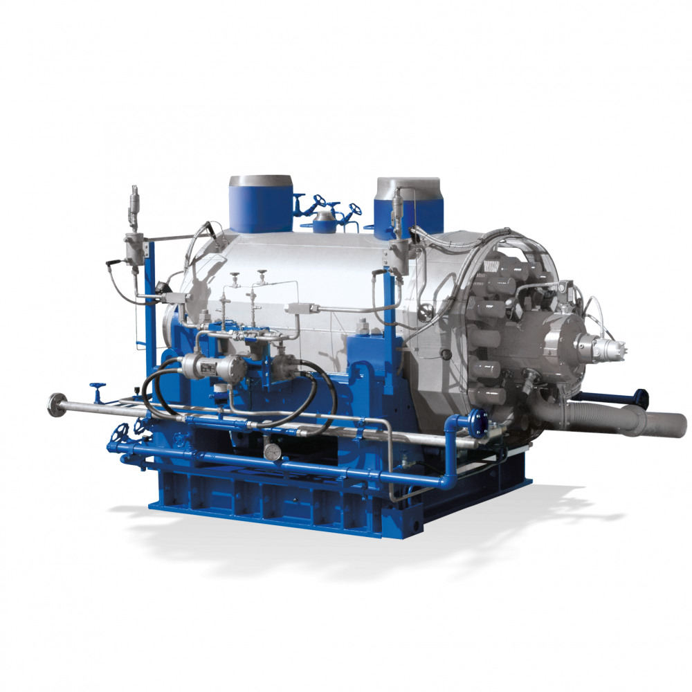 CHTD Dry-installed pump