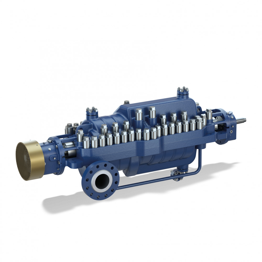 CHTRa Ring-section pump
