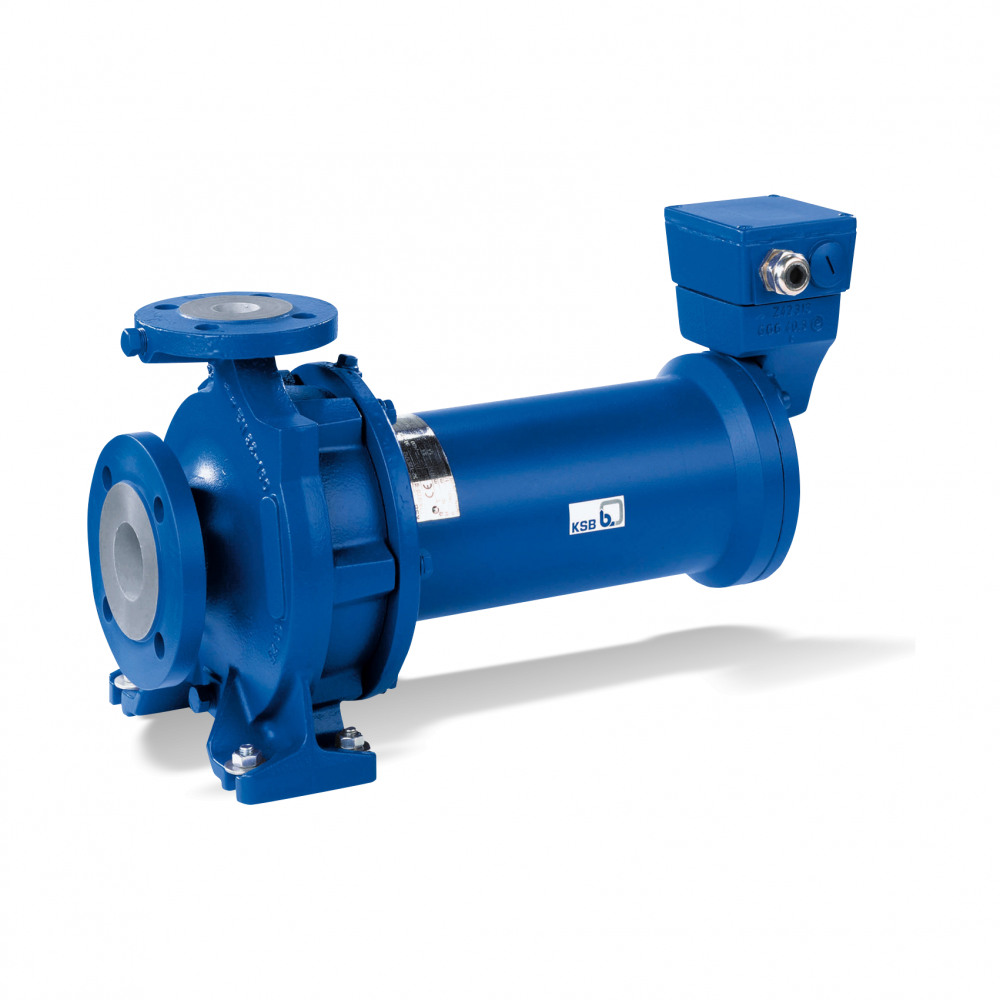 Etaseco/ Etaseco-I Dry-installed pump