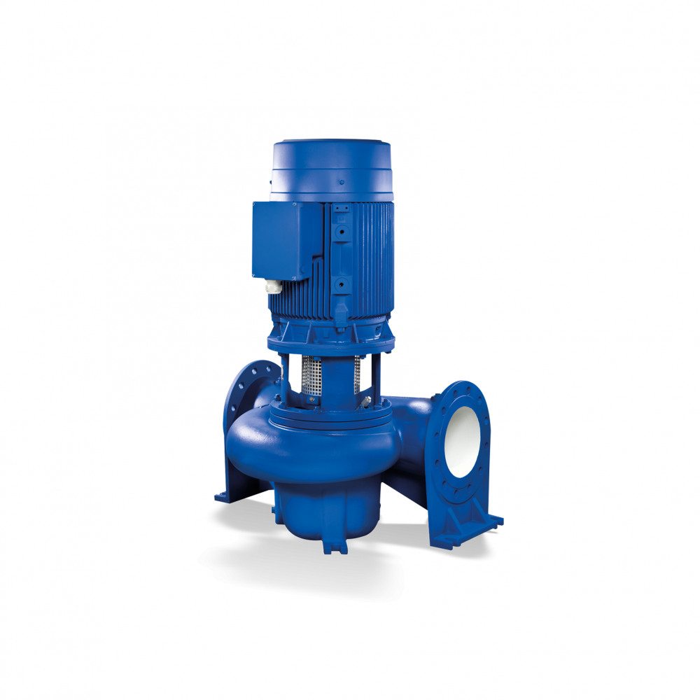 Etaline-R Dry-installed pump