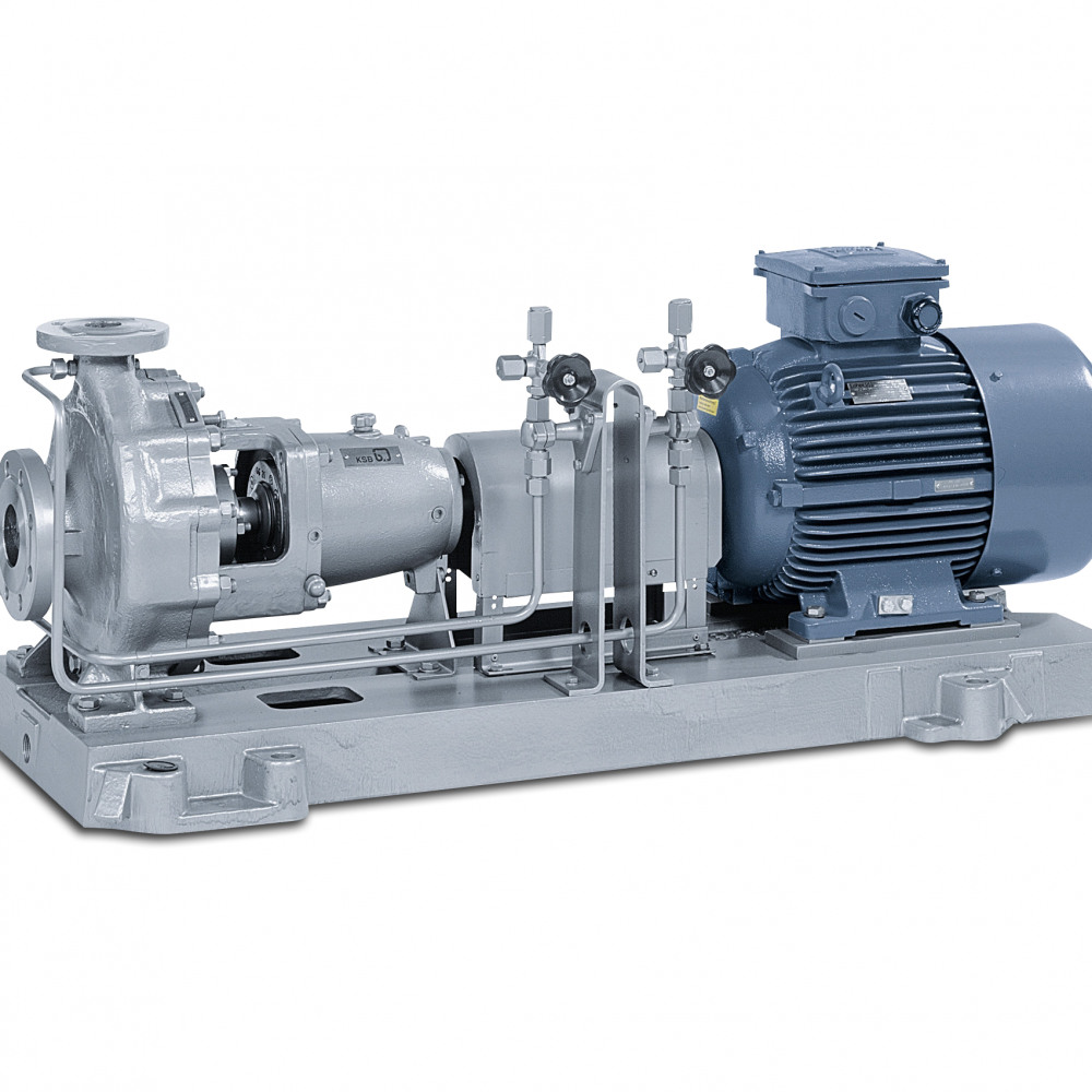 HPK Dry-installed pump