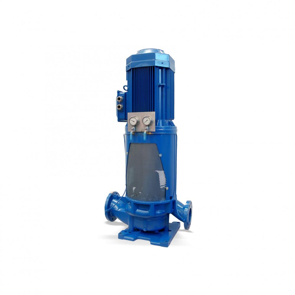 ILN Torruppställd pump