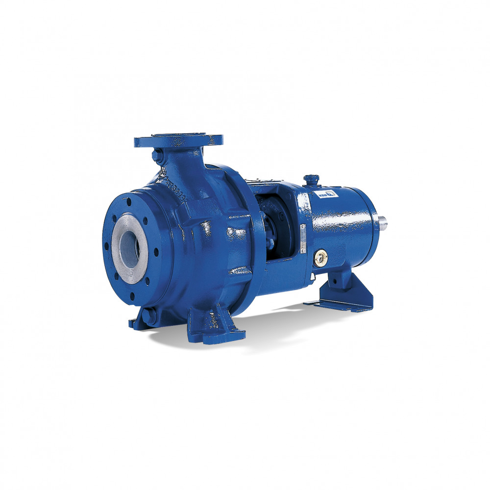 KWP Dry-installed pump