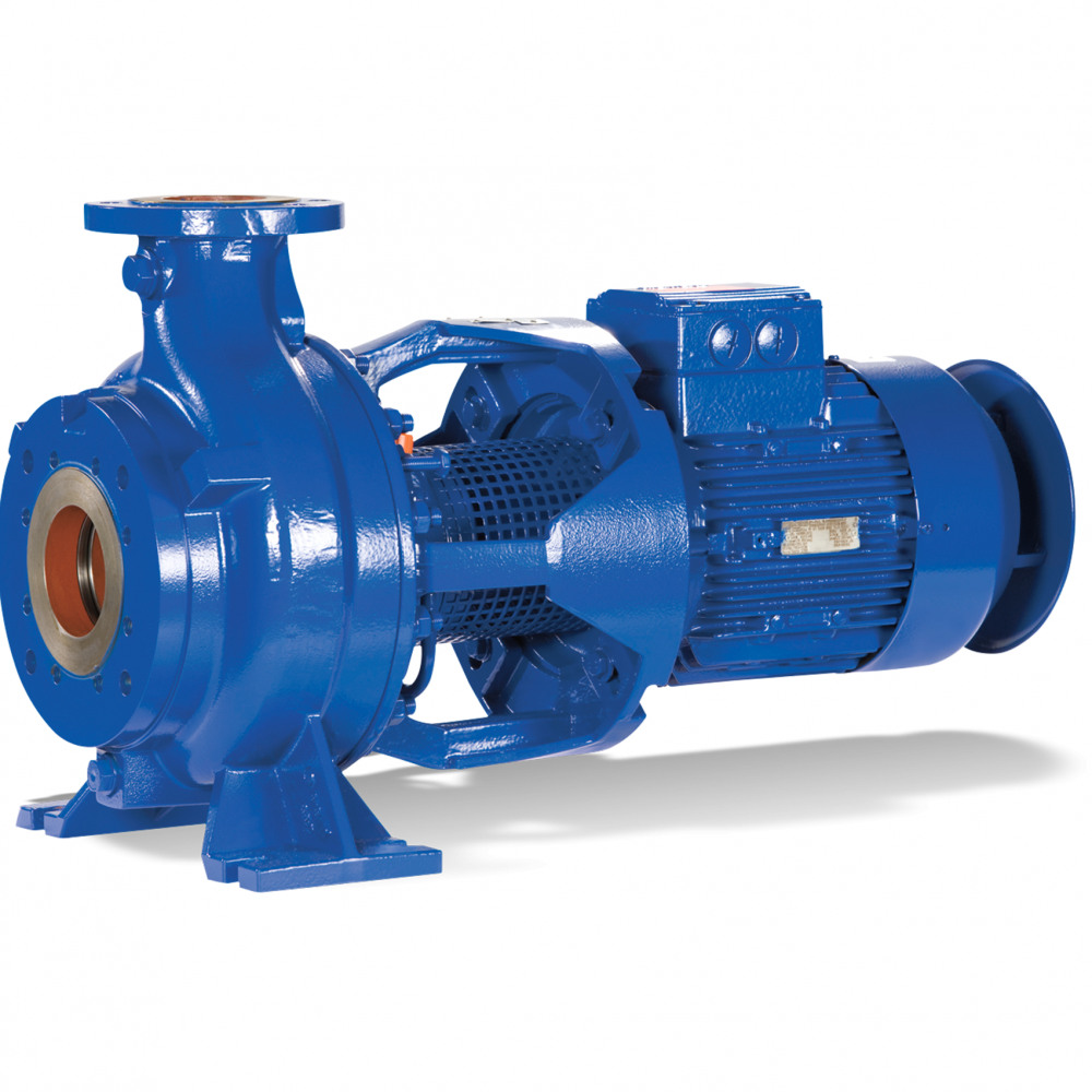 KWP-Bloc Dry-installed pump