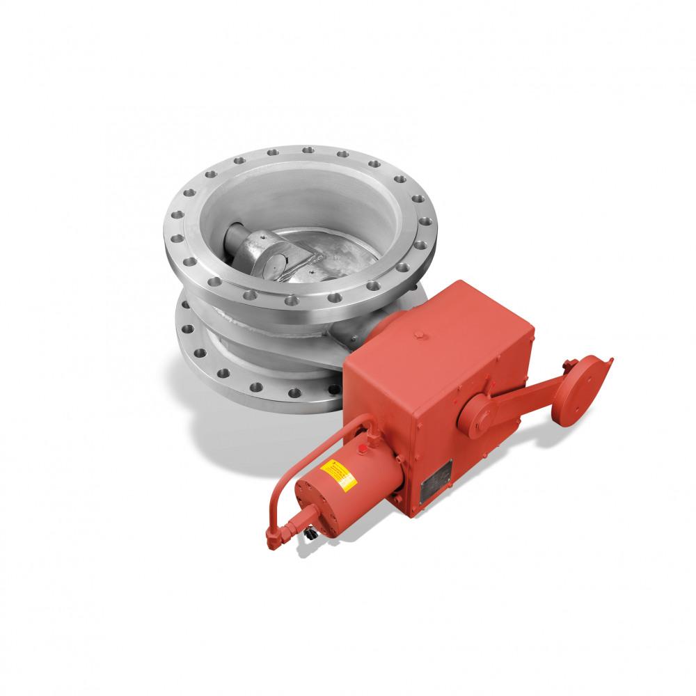 Konrad Lift check valve