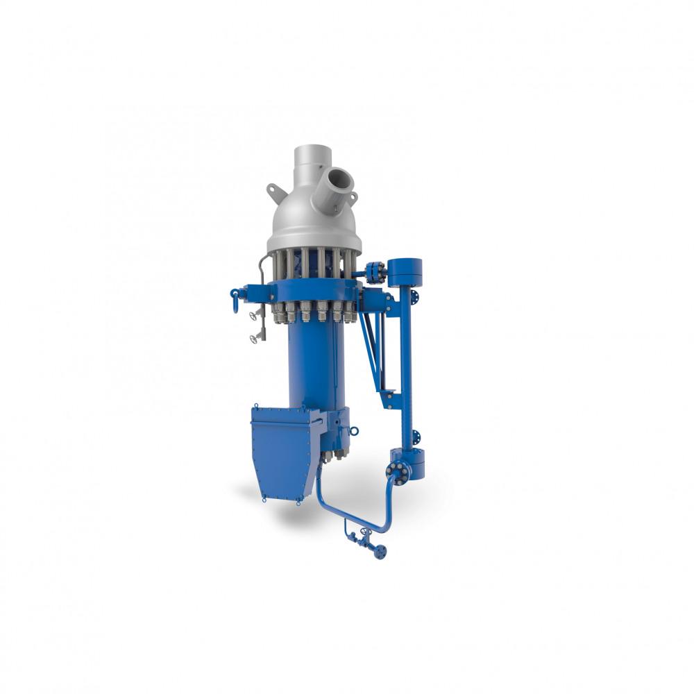 LUVA Dry-installed pump