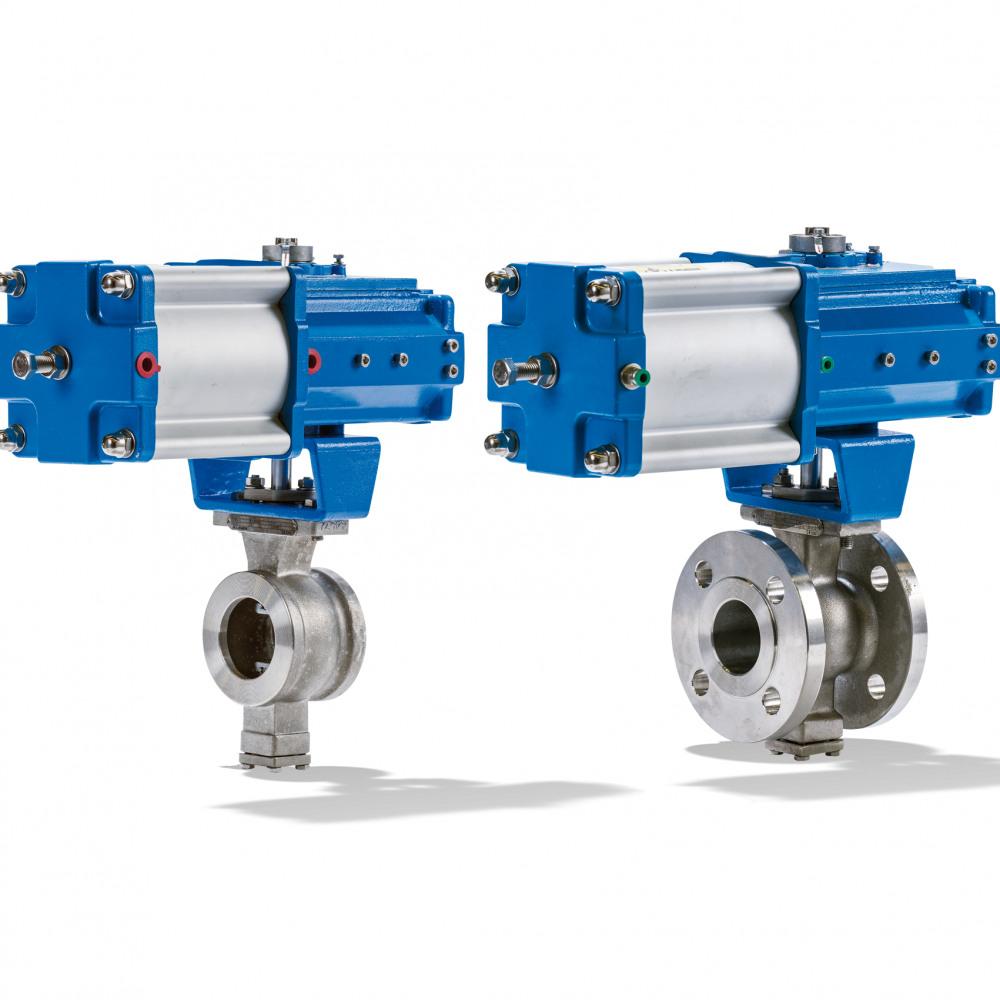 Linor RV Ball valve