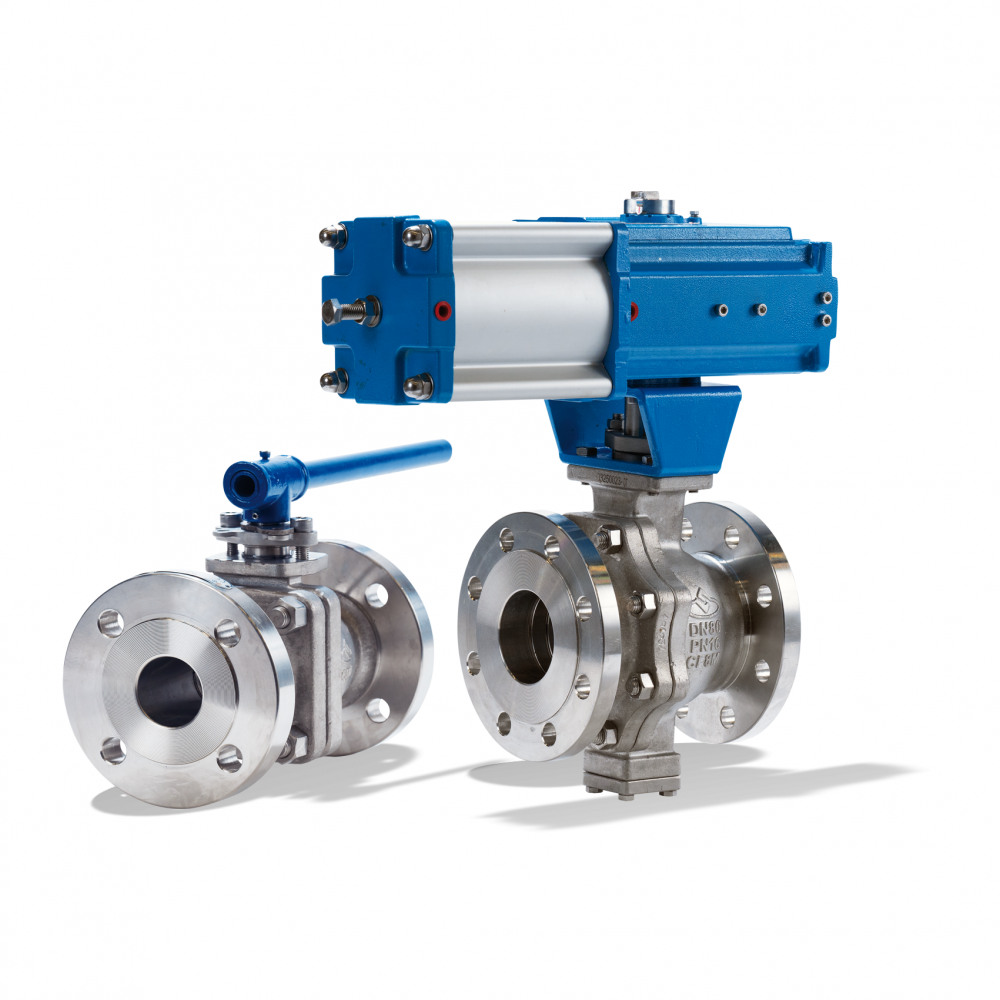 Linor RR/RB Ball valve