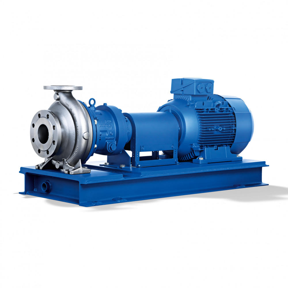 Magnochem Dry-installed pump