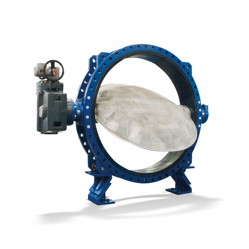 MAMMOUTH Butterfly valve