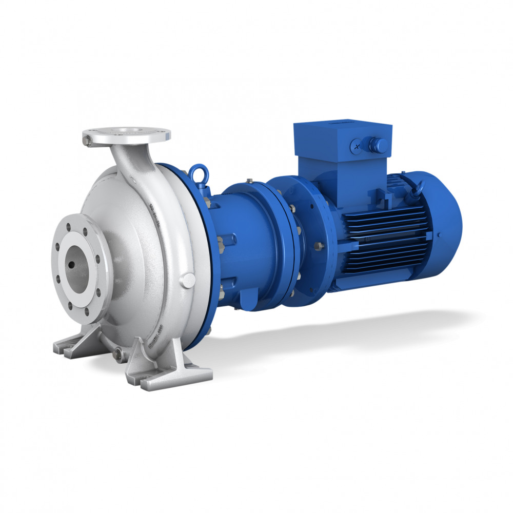 Magnochem-Bloc Dry-installed pump