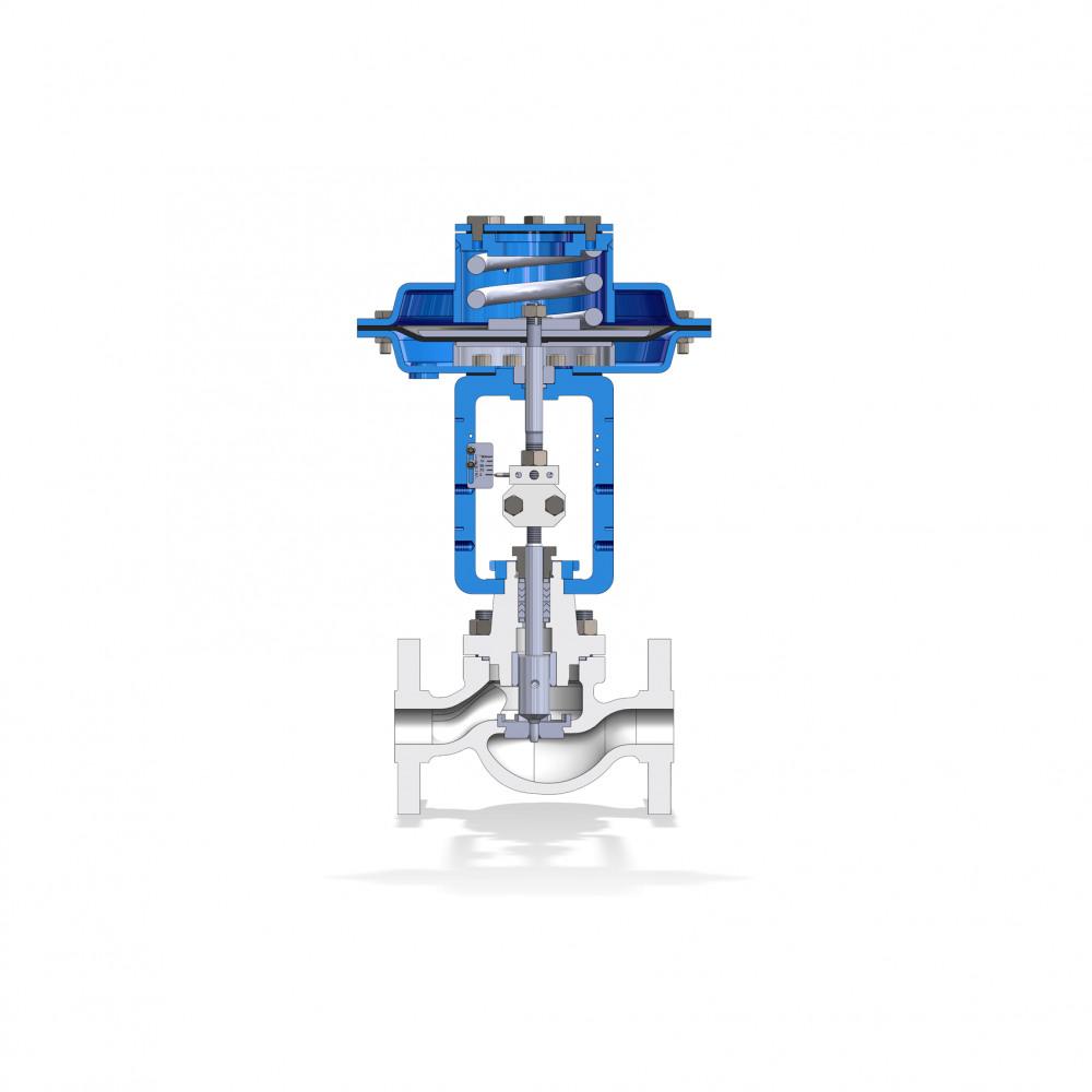 MIL 27000 Globe valve
