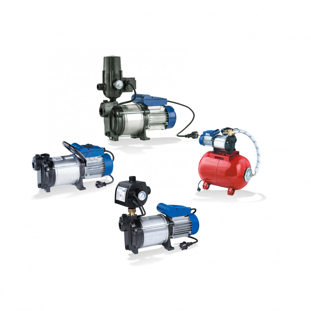Multi Eco Dry-installed pump