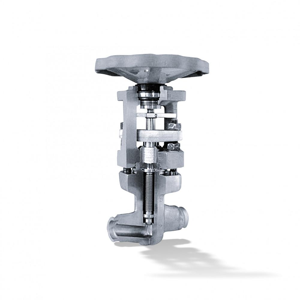NUCA-A 320 Type IV Globe valve