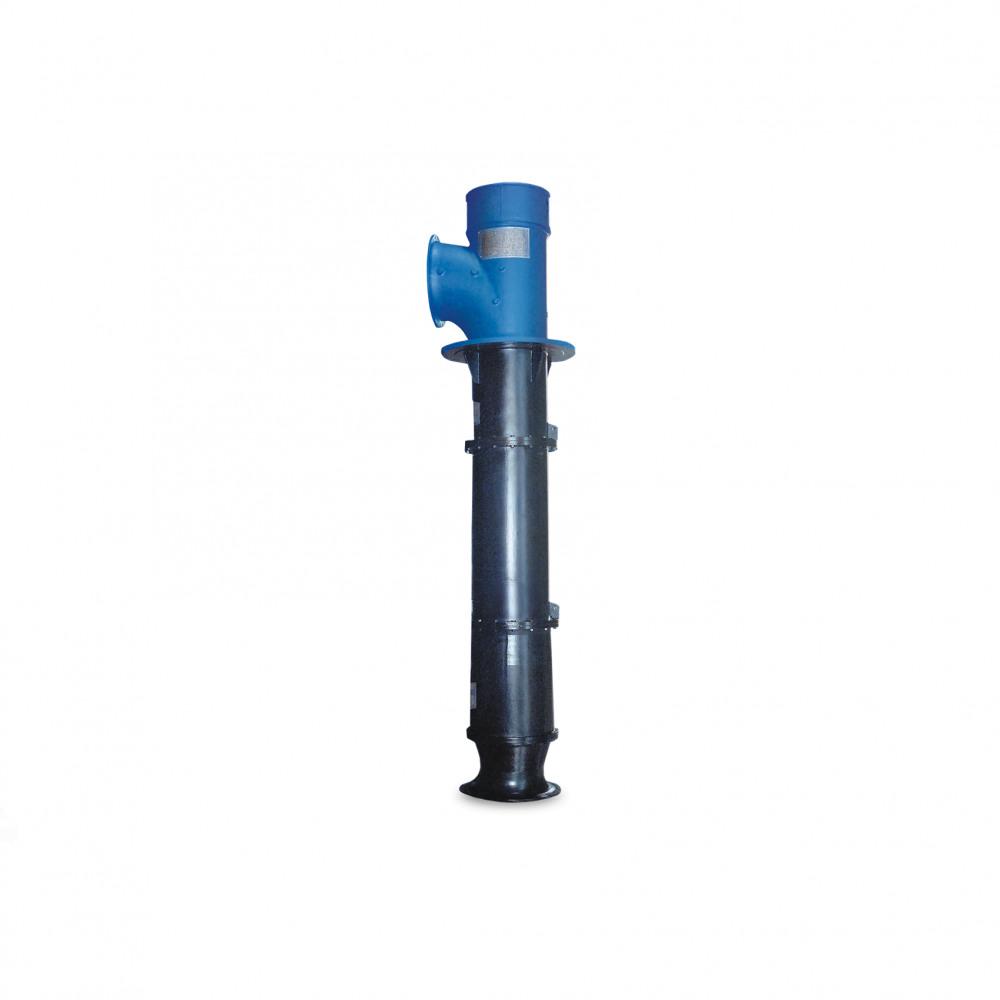 PNW Pompa con corpo tubolare