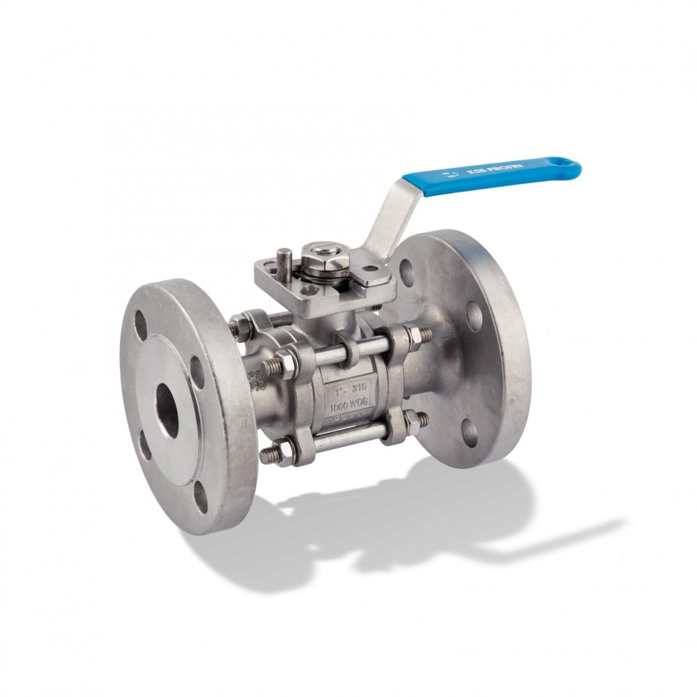 PROFIN SI3 Ball valve