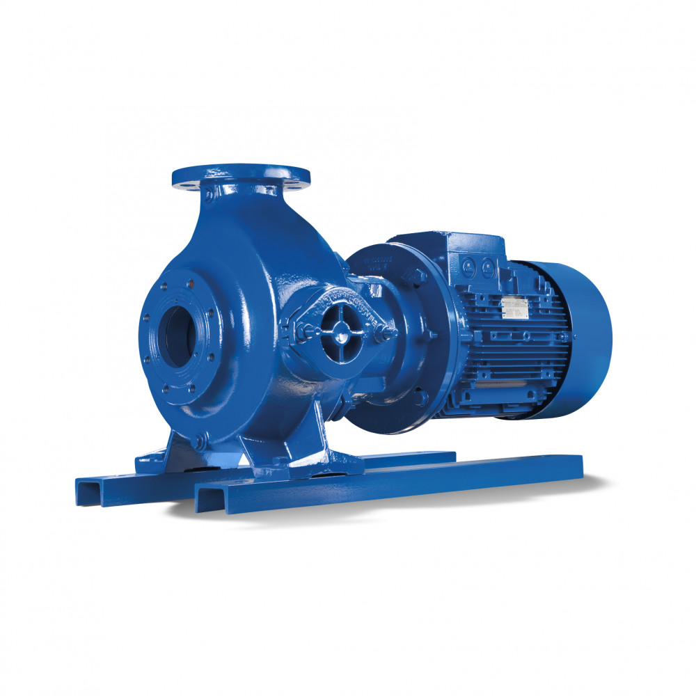 Sewabloc Dry-installed pump
