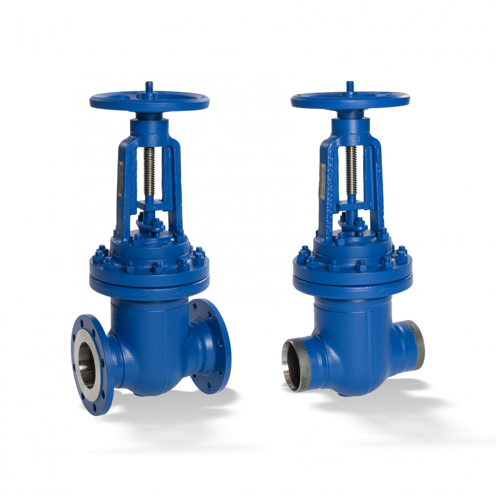 STAAL 40 AKD/AKDS Gate valve