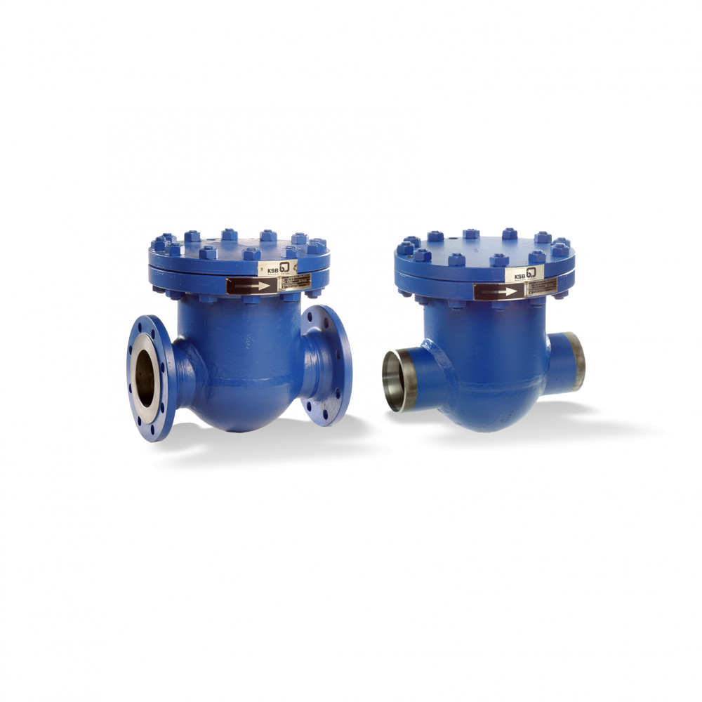 STAAL 40 AKK/AKKS Swing check valve