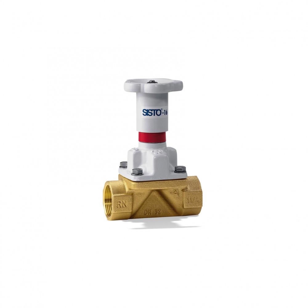 SISTO-16RGA Membránový ventil