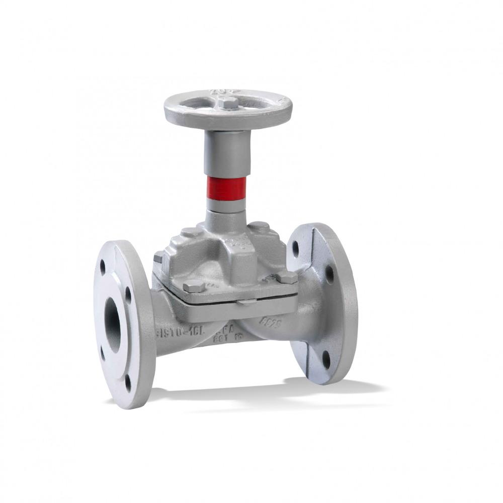 SISTO-16S Diaphragm valve