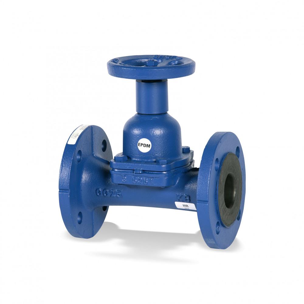 SISTO-KB Diaphragm valve