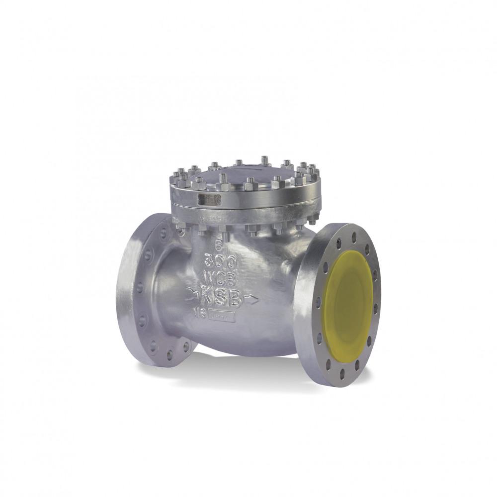 SICCA 150-600 SCC Swing check valve