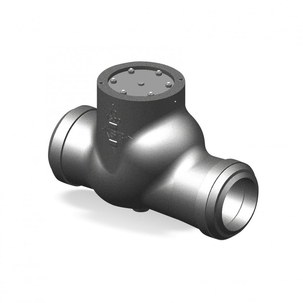 SICCA 900-3600 SCC Válvula de retención de clapeta