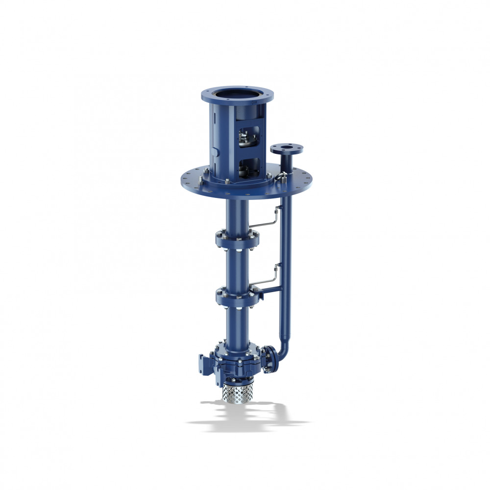 Estigia Vertical shaft submersible pump