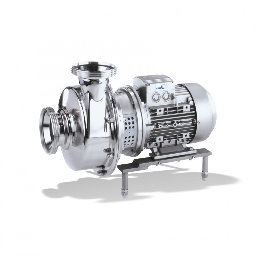 Vitachrom Dry-installed pump