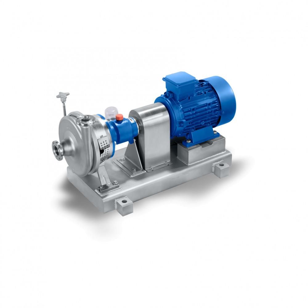 Vitacast Dry-installed pump