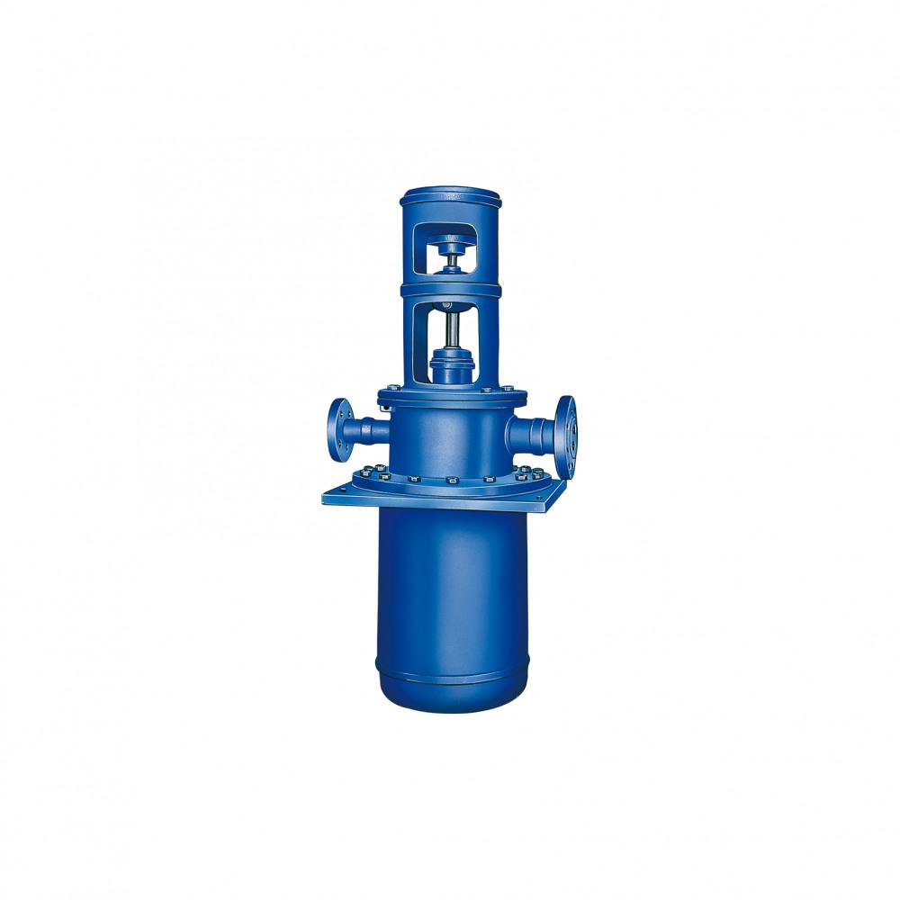 WKT Kuiva-asenteinen pumppu
