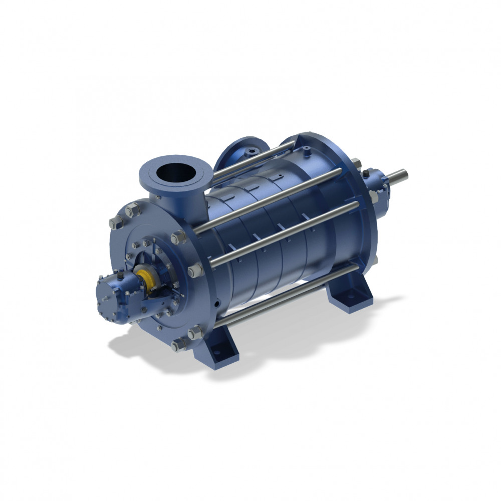 WLn Ring-section pump