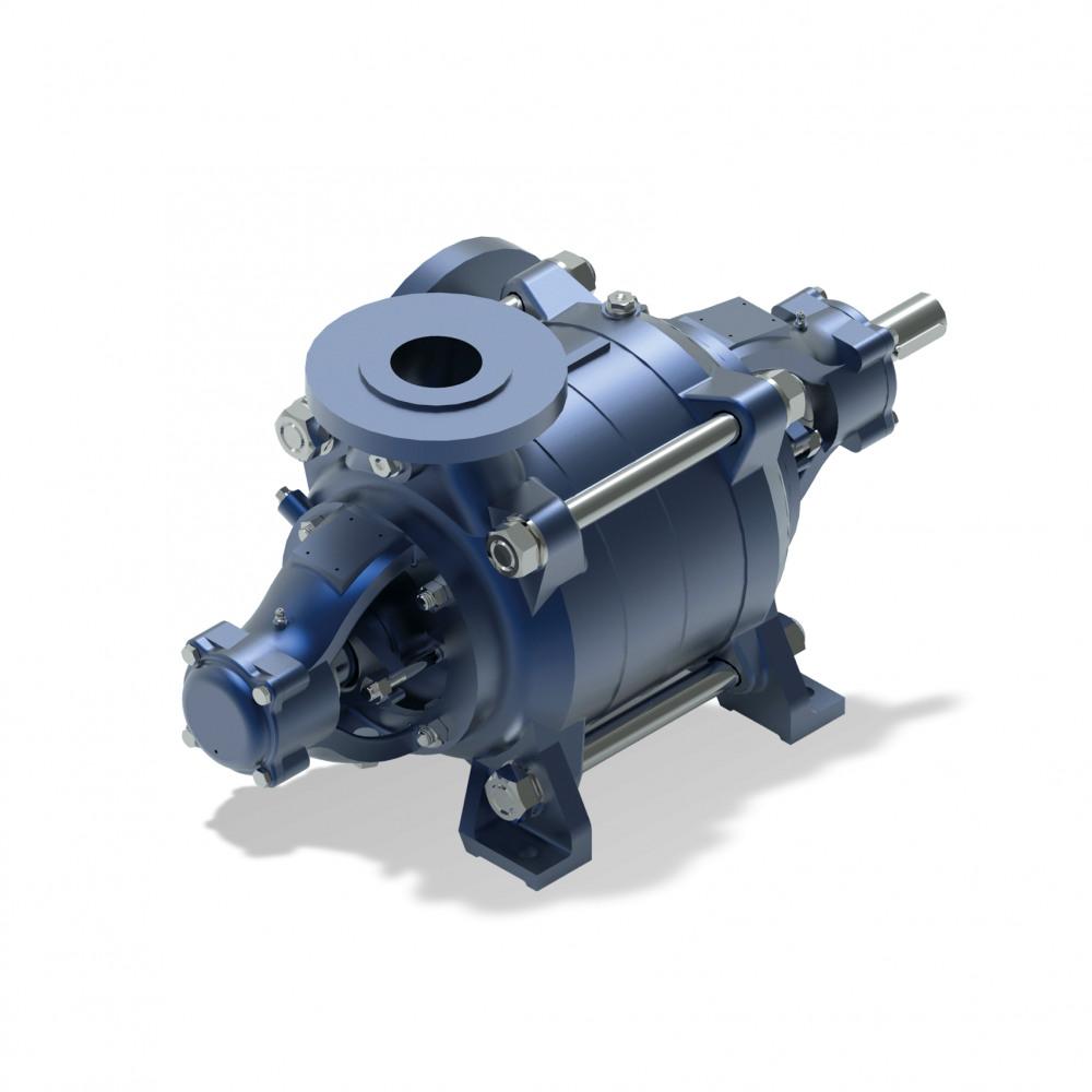 WKLn Ring-section pump