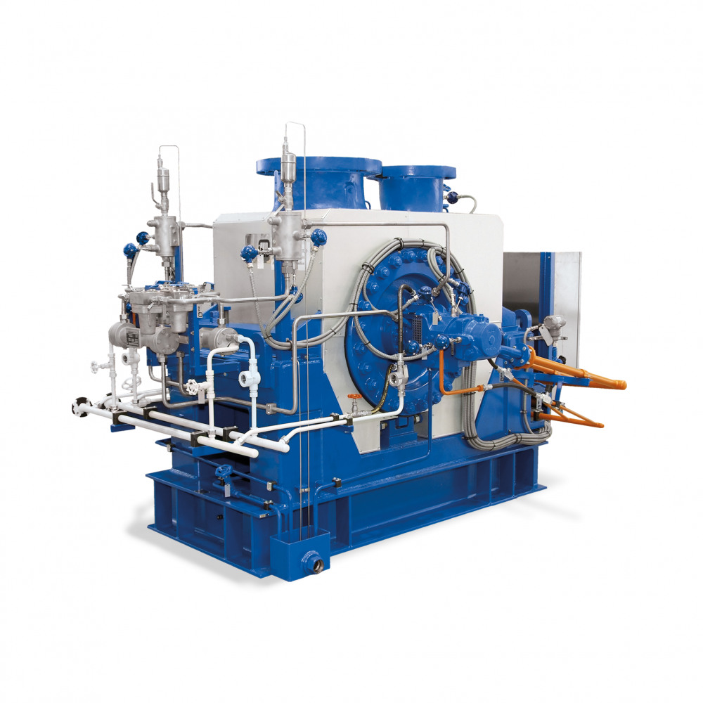 YNK Dry-installed pump