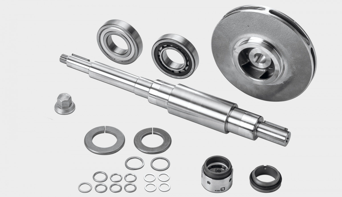 Spare Part Kits