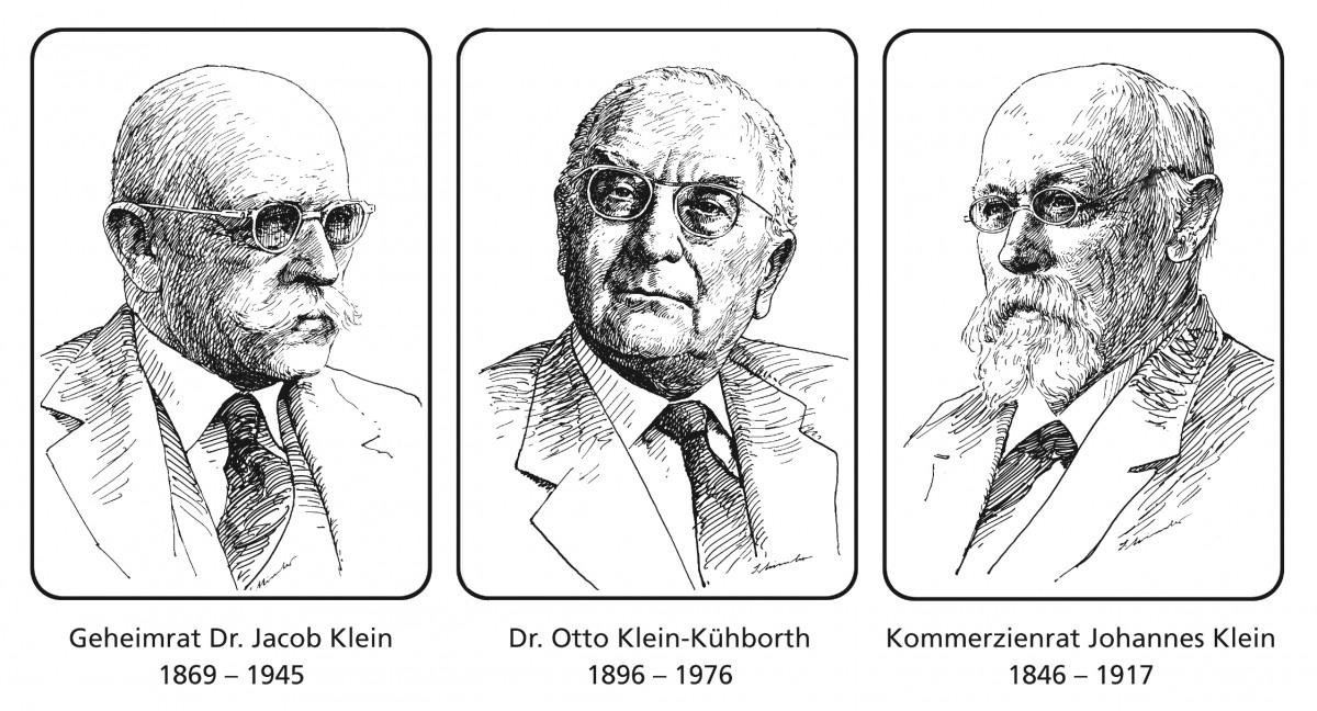 Klein, Schanzlin und Becker