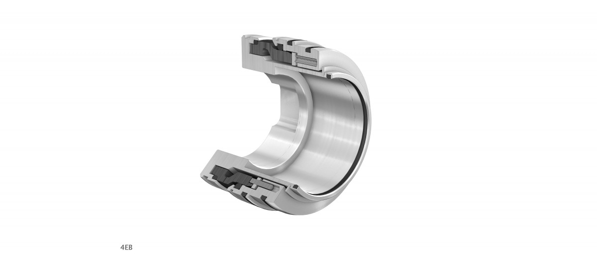 Mechanical seal for large water pumps