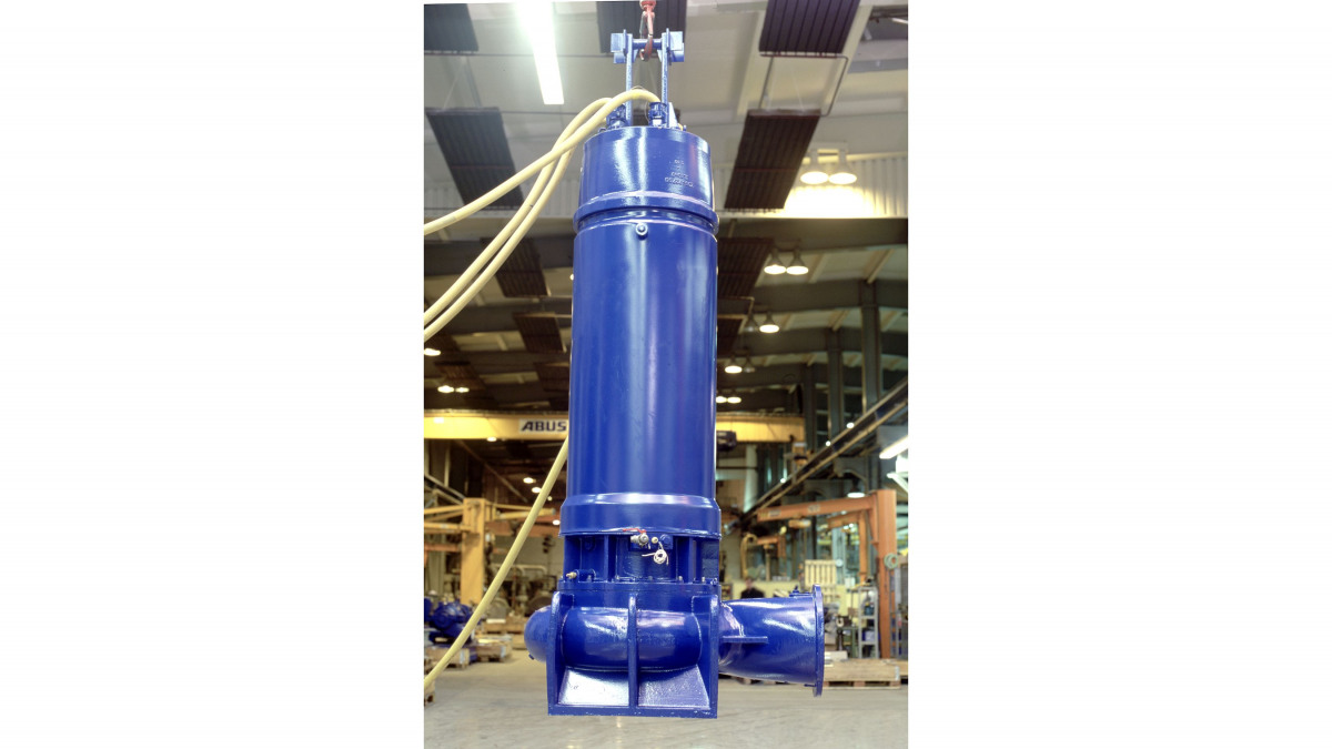 The Amarex KRT is a safe, reliable and energy-efficient solution for a wide range of pumping jobs
