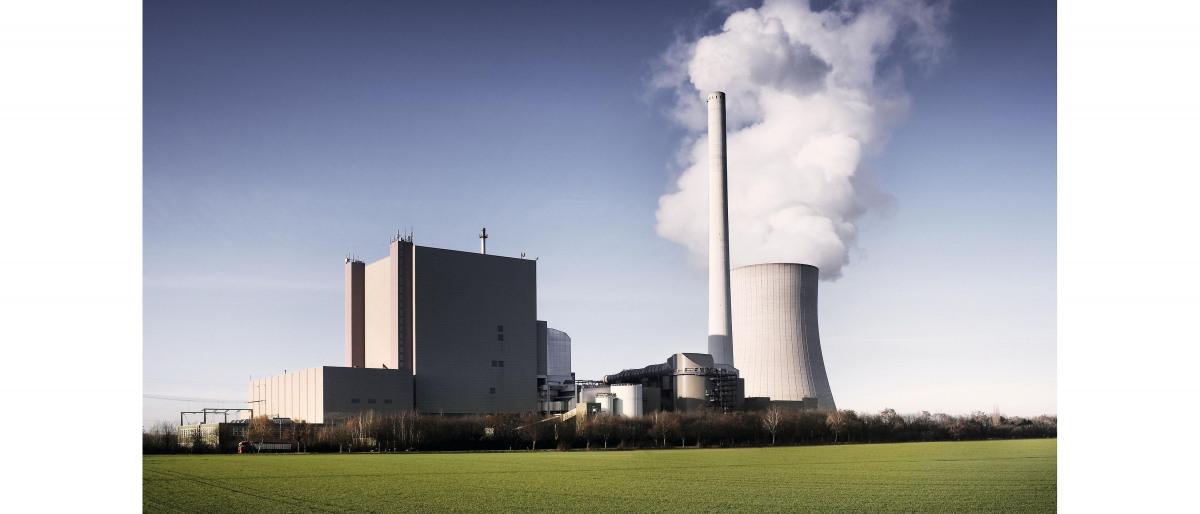Elektrarna na fosilna goriva