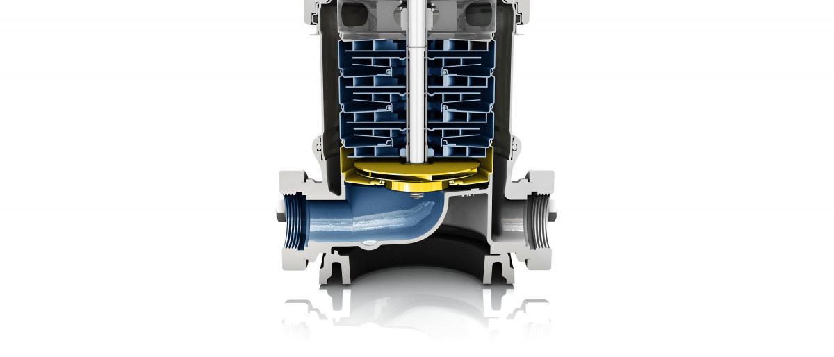 High-pressure In-line Pump Movitec